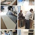 @廚具 廚具工廠直營 廚房設計500L字型-韓國三星進口人造石檯面-作品:新北市三重六張街洪公館(2).jpg