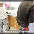 @廚房設計 廚具設計 廚房設計圖 廚房流理台 系統廚具 小套房廚具 廚具工廠直營 一字型作品分享:台北市八德路張公館-(49).JPG