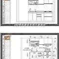 @廚房設計 廚具設計 廚房設計圖 廚房流理台 系統廚具 小套房廚具 廚具工廠直營 一字型作品分享:新北市新莊黃公館-(00).jpg