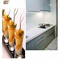 @廚房設計 廚具設計 廚房設計圖 廚房流理台 系統廚具 小套房廚具 廚具工廠直營 一字型作品分享:新北市新莊黃公館-(21).jpg