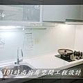 @廚房設計 廚具設計 廚房設計圖 廚房流理台 系統廚具 小套房廚具 廚具工廠直營 一字型作品分享:新北市新莊黃公館-(129).JPG