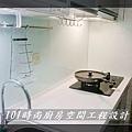 @廚房設計 廚具設計 廚房設計圖 廚房流理台 系統廚具 小套房廚具 廚具工廠直營 一字型作品分享:新北市新莊黃公館-(133).JPG