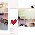 @廚房設計 廚具設計 廚房設計圖 廚房流理台 系統廚具 小套房廚具 廚具工廠直營 一字型廚房設計 作品分享:新北市中和潘公館 不鏽鋼檯面+木心板桶身+水晶門板+喜特麗三機-(6).jpg