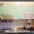 @廚房設計 廚具設計 廚房設計圖 廚房流理台 系統廚具 小套房廚具 廚具工廠直營 一字型廚房設計 作品分享:新北市中和潘公館 不鏽鋼檯面+木心板桶身+水晶門板+喜特麗三機-(16).jpg