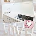 @廚房設計 廚具設計 廚房設計圖 廚房流理台 系統廚具 小套房廚具 廚具工廠直營 一字型廚房設計作品分享:新北市板橋楊公館-(16).jpg