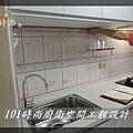 廚房設計一字型  廚具工廠直營 作品分享:竹東謝公館 (3).jpg