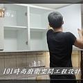 廚房設計一字型  廚具工廠直營 作品分享:竹東謝公館 (1).jpg