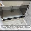 廚房設計一字型  廚具工廠直營 作品分享:竹東謝公館 (15).jpg
