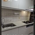 廚房設計一字型  廚具工廠直營 作品分享:竹東謝公館 (21).jpg