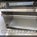 廚房設計一字型  廚具工廠直營 作品分享:竹東謝公館 (22).jpg