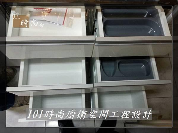 廚房設計一字型  廚具工廠直營 作品分享:竹東謝公館 (47).jpg