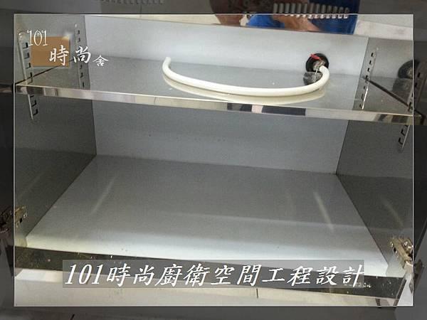 廚房設計一字型  廚具工廠直營 作品分享:竹東謝公館 (49).jpg