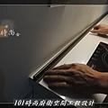 @美耐板檯面一字型-作品礁溪蔡公館(35)-101時尚廚房設計.JPG