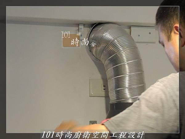 不銹鋼檯面廚具L型 作品-景美范公館(143).JPG