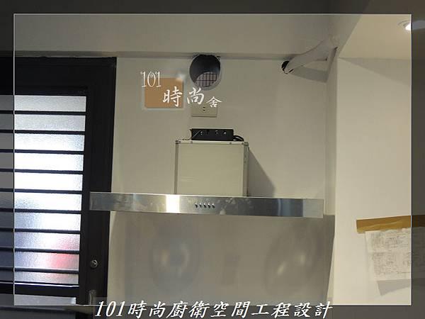 不銹鋼檯面廚具L型 作品-景美范公館(138).JPG