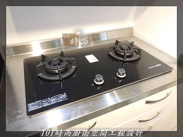 不銹鋼檯面廚具L型 作品-景美范公館(148).JPG