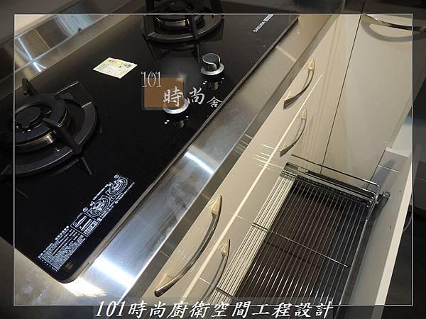 不銹鋼檯面廚具L型 作品-景美范公館(163).JPG