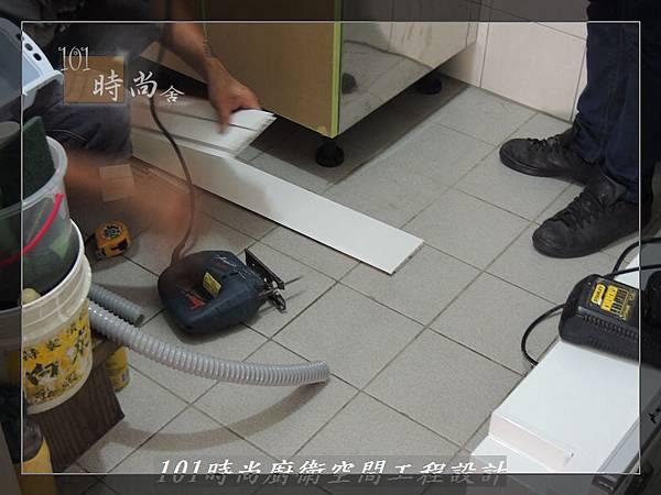 @廚具工廠直營 廚房設計一字型 作品分享:鶯歌王公館(5).JPG