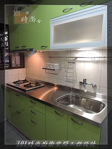 @廚具工廠直營 廚房設計一字型 作品分享:鶯歌王公館(64).JPG
