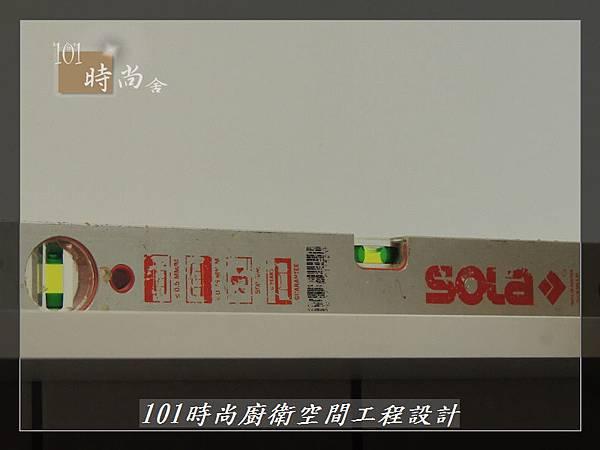 @一字廚房設計 廚具工廠直營  作品分享:汐止朱公館(9).JPG