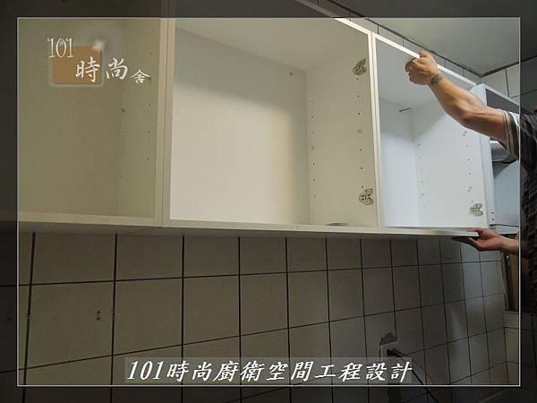 @一字廚房設計 廚具工廠直營  作品分享:汐止朱公館(7).JPG