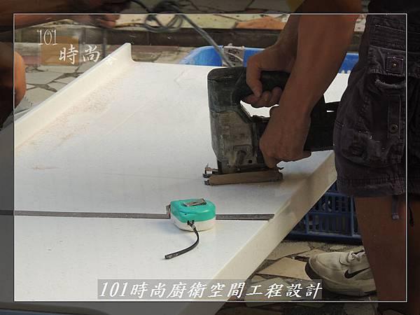 @一字廚房設計 廚具工廠直營  作品分享:汐止朱公館(20).JPG