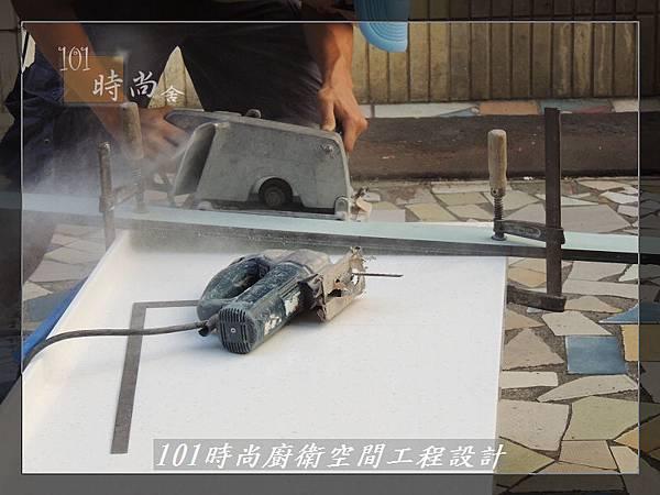 @一字廚房設計 廚具工廠直營  作品分享:汐止朱公館(18).JPG
