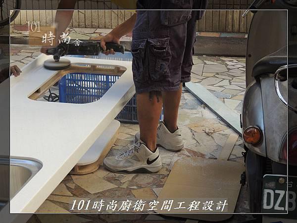 @一字廚房設計 廚具工廠直營  作品分享:汐止朱公館(23).JPG