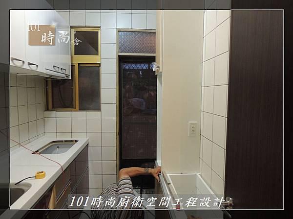 @一字廚房設計 廚具工廠直營  作品分享:汐止朱公館(36).JPG