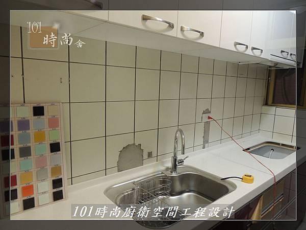 @一字廚房設計 廚具工廠直營  作品分享:汐止朱公館(38).JPG