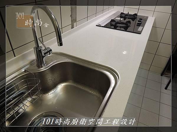 @一字廚房設計 廚具工廠直營  作品分享:汐止朱公館(46).JPG