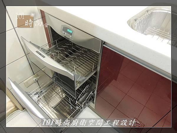 @一字廚房設計 廚具工廠直營  作品分享:汐止朱公館(58).JPG