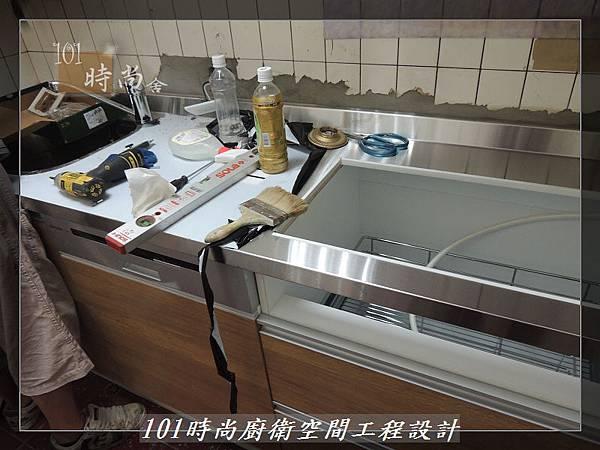 一字型廚房 作品分享:土城陳公館(26).JPG