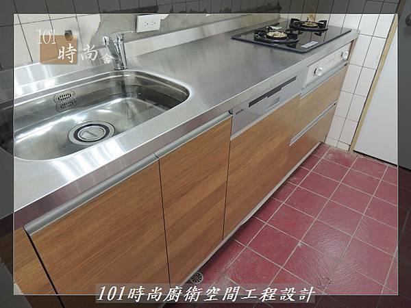 一字型廚房 作品分享:土城陳公館(79).JPG