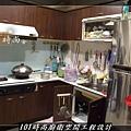 @廚房設計一字型  分享:楊梅李公館 (5).JPG