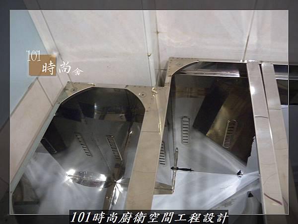 @廚房設計一字型  分享:楊梅李公館 (8).JPG