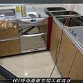 @廚房設計一字型  分享:楊梅李公館 (16).JPG