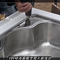 @廚房設計一字型  分享:楊梅李公館 (20).JPG