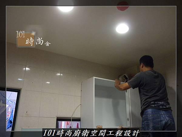 @廚房設計一字型  分享:楊梅李公館 (23).JPG
