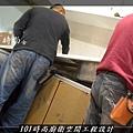 @廚房設計一字型  分享:楊梅李公館 (34).JPG