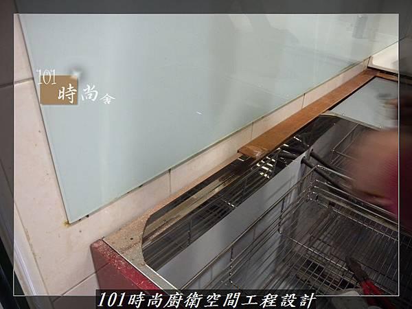 @廚房設計一字型  分享:楊梅李公館 (35).JPG