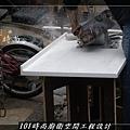 @廚房設計一字型  分享:楊梅李公館 (39).JPG