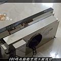 @廚房設計一字型  分享:楊梅李公館 (52).JPG