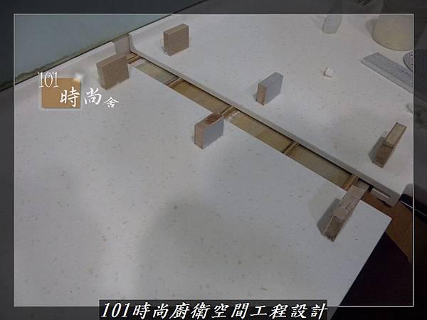 @廚房設計一字型  分享:楊梅李公館 (50).JPG