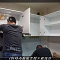 @廚房設計一字型  分享:楊梅李公館 (54).JPG