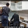 @廚房設計一字型  分享:楊梅李公館 (55).JPG