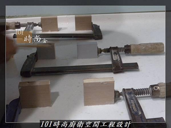 @廚房設計一字型  分享:楊梅李公館 (57).JPG