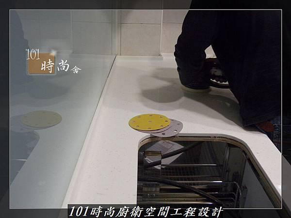 @廚房設計一字型  分享:楊梅李公館 (58).JPG