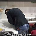 @廚房設計一字型  分享:楊梅李公館 (60).JPG