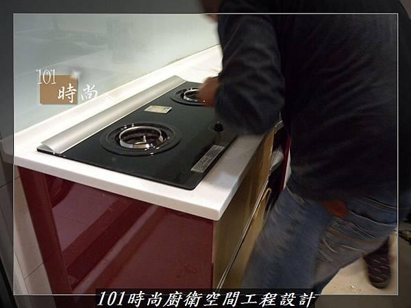 @廚房設計一字型  分享:楊梅李公館 (62).JPG